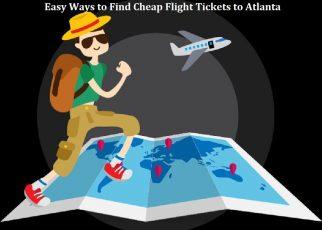 Cheap Flight Tickets to Atlanta