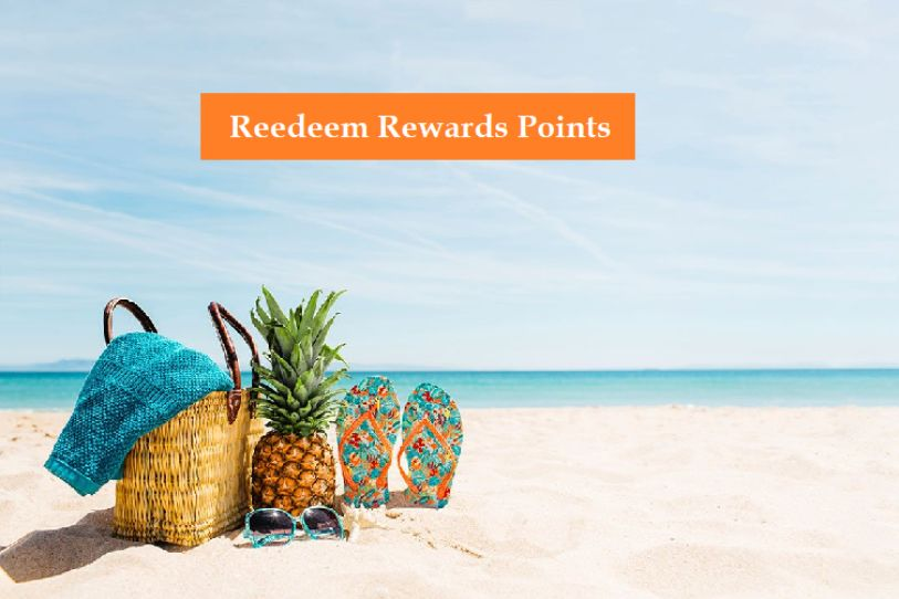redeem rewards points