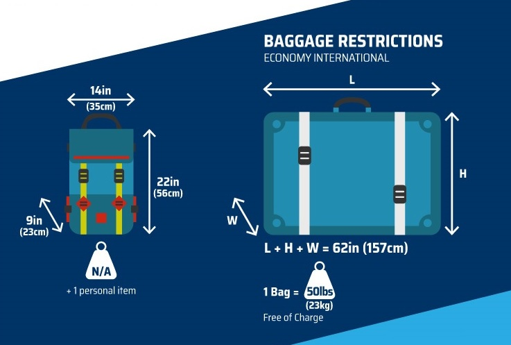 Delta Airlines Baggage Allowance