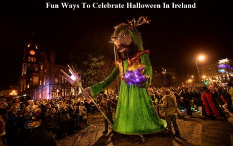 Halloween In Ireland