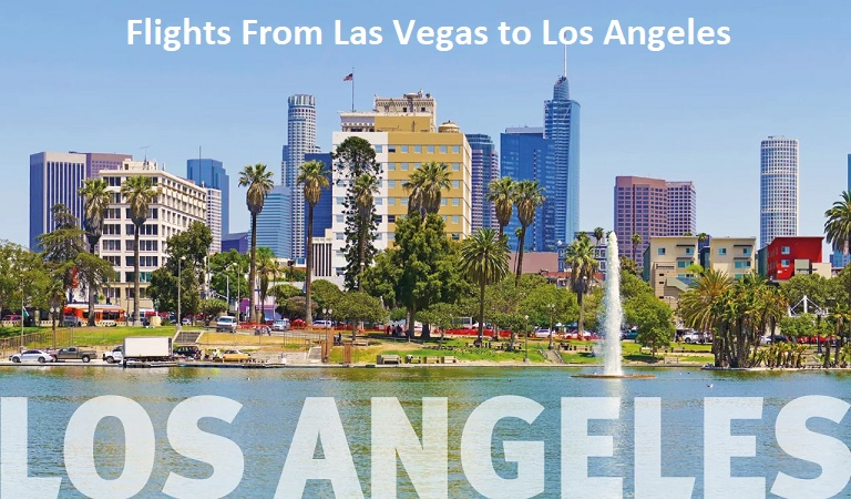 Flights From Las Vegas to Los Angeles