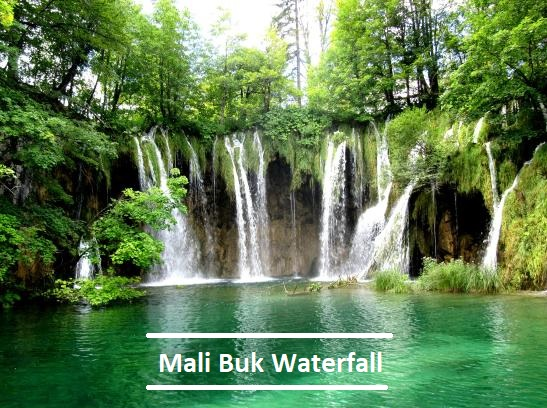 Mali Buk Croatian Waterfalls