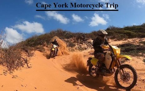 Cape York Motorcycle Trip