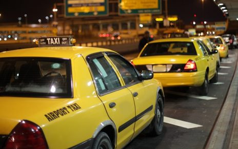 Taxi Service During Pandemic