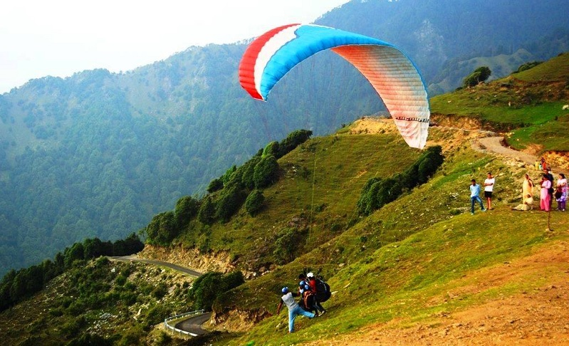 Himachal Adventurous Activities