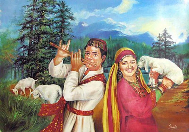 Himachal Versatile Culture