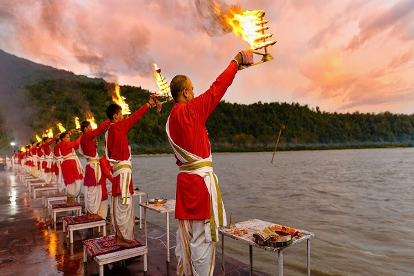 Ganga Aarti best tourist attraction in Haridwar
