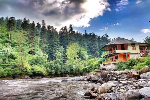 Parvati River Cottage