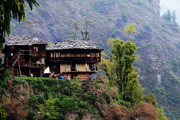 Parvati Valley in Himachal Pradesh
