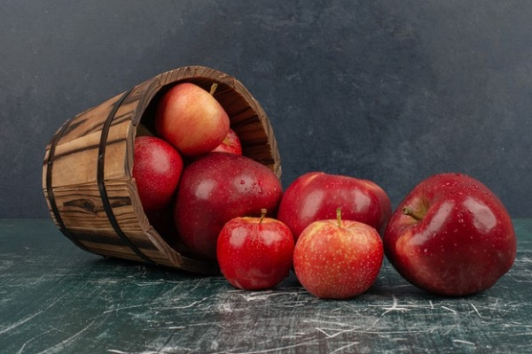 Apple State Fruit of Himachal Pradesh