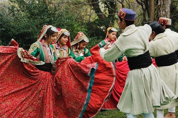 Gaddi Traditional Dress