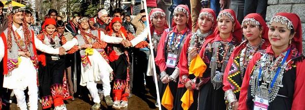 Kullu Traditional Dress