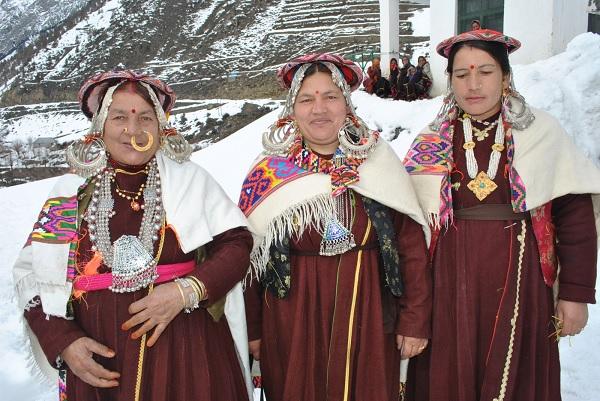 Lahaul Traditional Dress