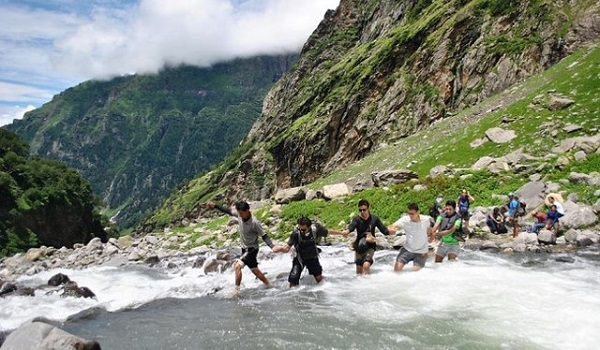Hampta Pass Trekking Height