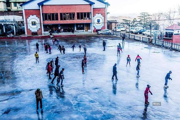 Ice Skating Carnival