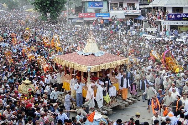 Kullu Dusshera Famous Festivals of Himachal Pradesh