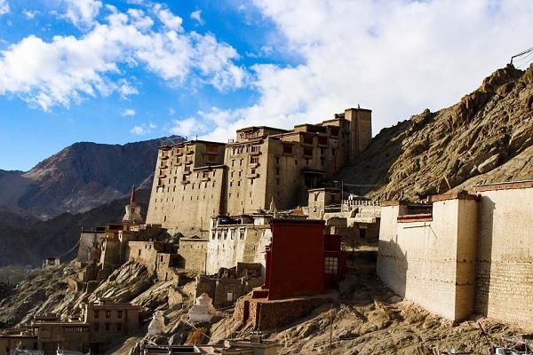 Royal Leh Palace Ladakh Tourist Spot