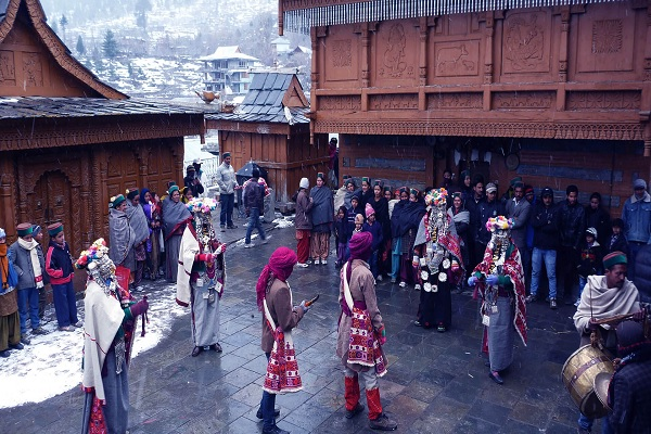 Sazo Festival in Himachal